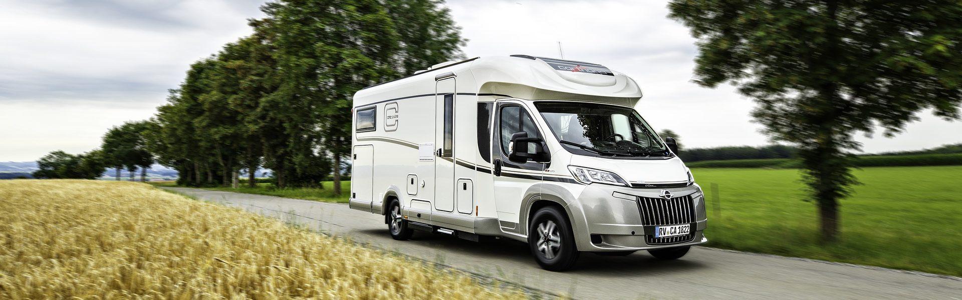 Camper, caravan of auto verkopen